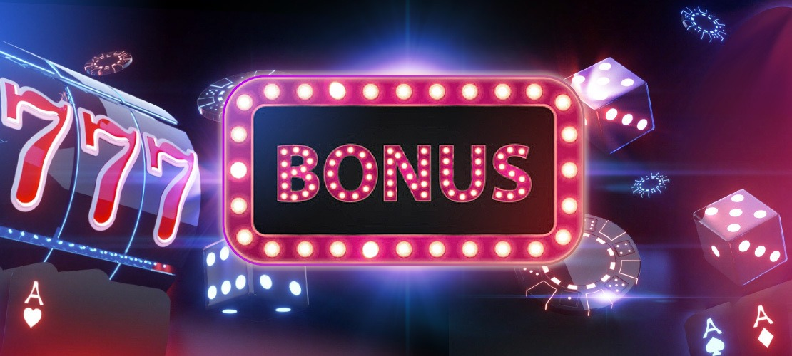 Bonusy kasyno
