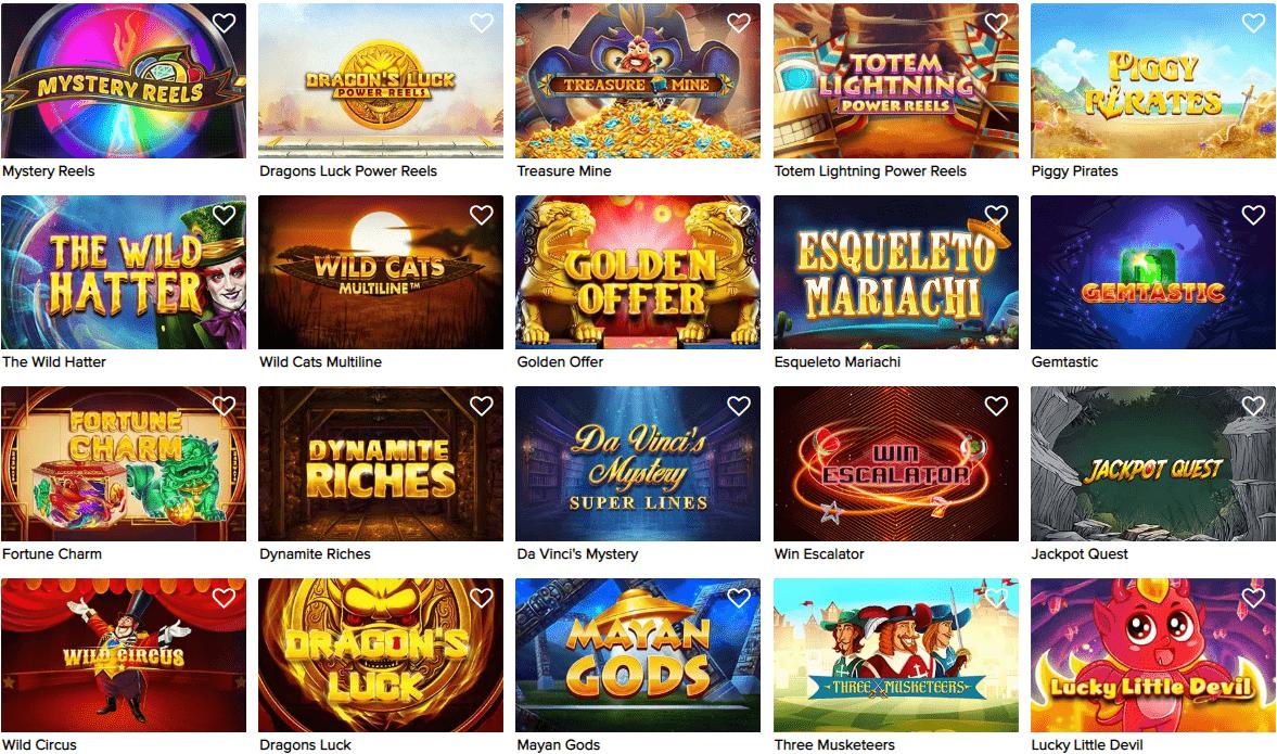 Online Automaty CasinoEuro