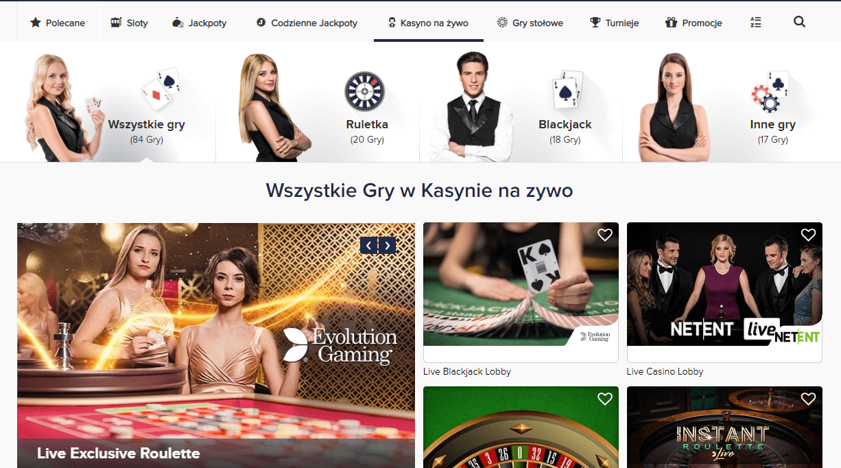 Casinoeuro Gry