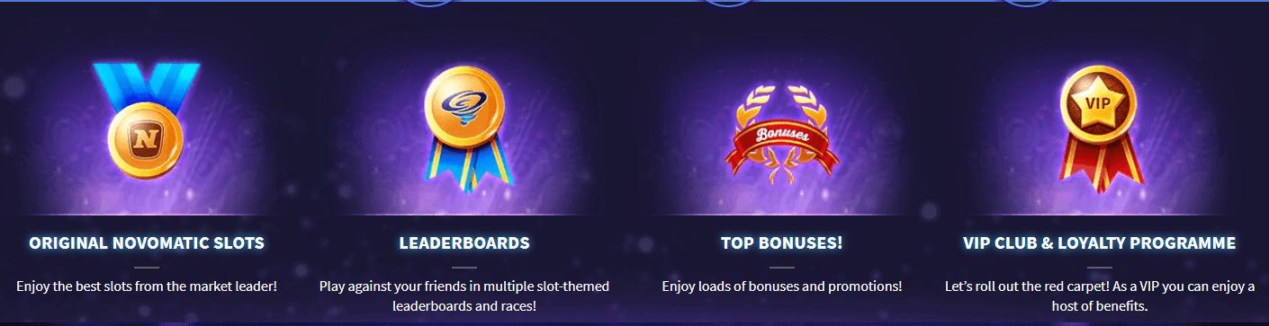 Darmowe spiny i Bonusy w GameTwist