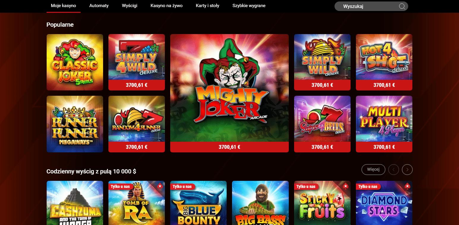 PokerStars Casino Gry