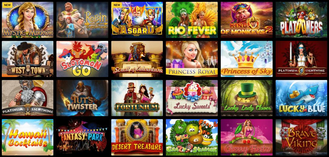 Online Automaty Zet Casino